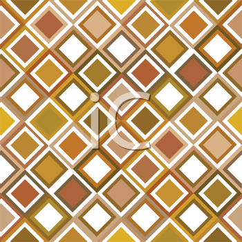 Brown background with squares