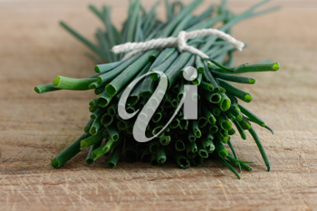 Royalty Free Photo of Chives