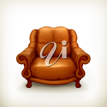 Chair, vector